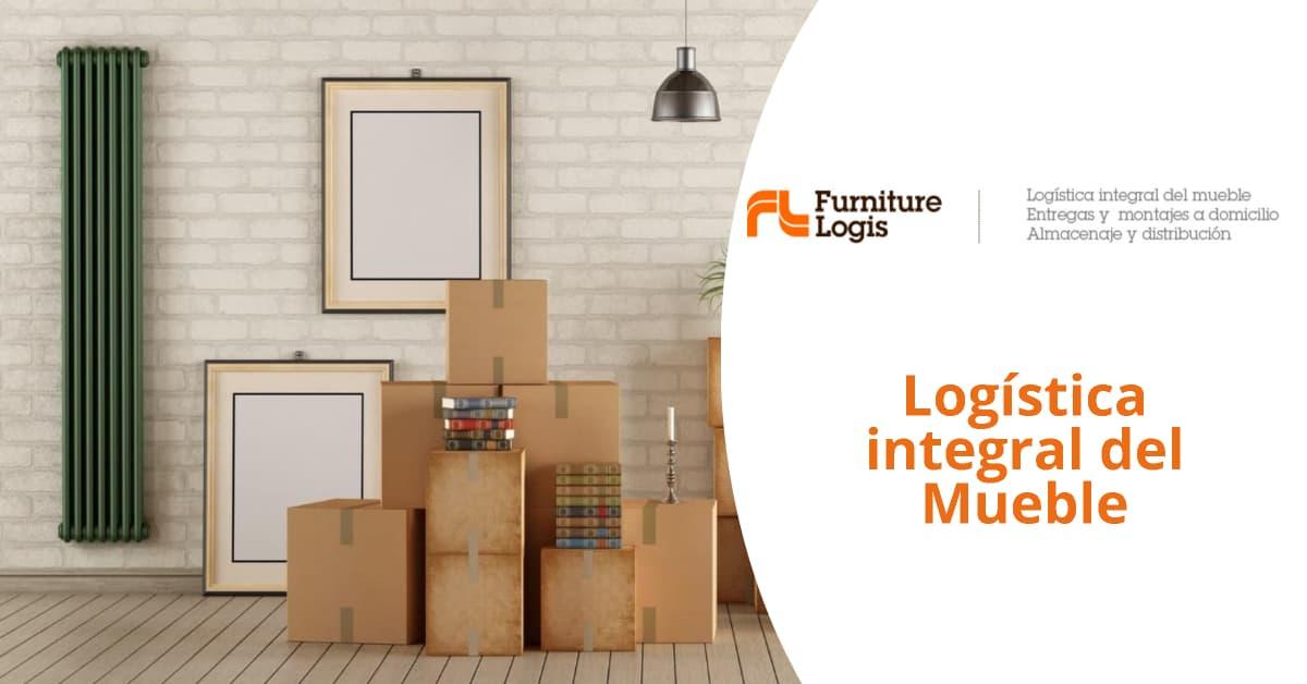 Logística y Montaje de Muebles